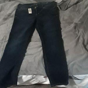 Curvy fit jeans